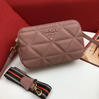 $96.00 USD Prada AAA Quality Messeger Bags For Women #860203