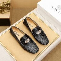 $68.00 USD Versace Leather Shoes For Men #862454