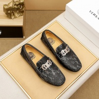 $68.00 USD Versace Leather Shoes For Men #862456