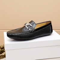 $68.00 USD Versace Leather Shoes For Men #863562