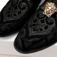 $80.00 USD Versace Leather Shoes For Men #863576