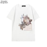 Alexander McQueen T-shirts Short Sleeved For Men #863897