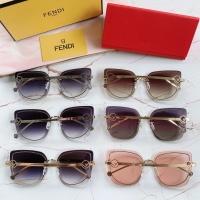 $48.00 USD Fendi AAA Quality Sunglasses #867879