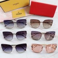 $48.00 USD Fendi AAA Quality Sunglasses #867884
