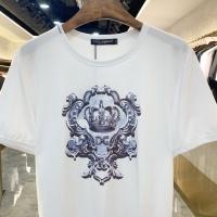 $41.00 USD Dolce & Gabbana D&G T-Shirts Short Sleeved For Men #867968