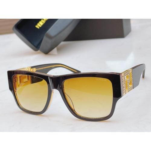 Versace AAA Quality Sunglasses #868058