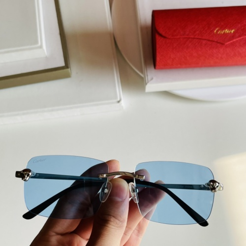 Cartier AAA Quality Sunglasses #868069
