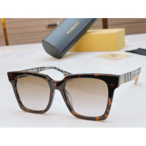 Burberry AAA Quality Sunglasses #868085