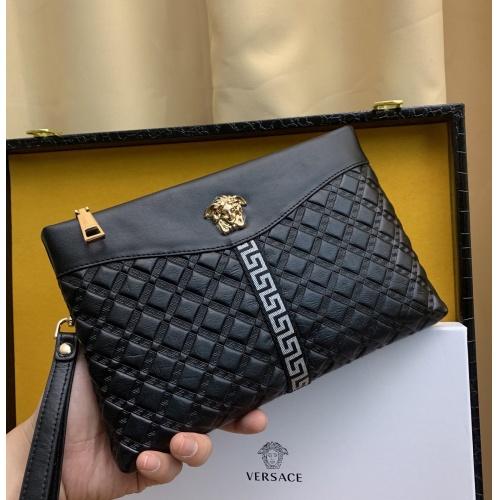 Versace AAA Man Wallets #868116