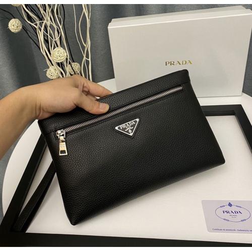 Prada AAA Man Wallets #868129