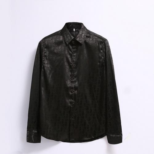 Christian Dior Shirts Long Sleeved For Men #868210