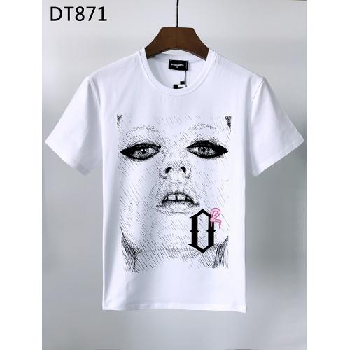 Dsquared T-Shirts Short Sleeved For Men #868238