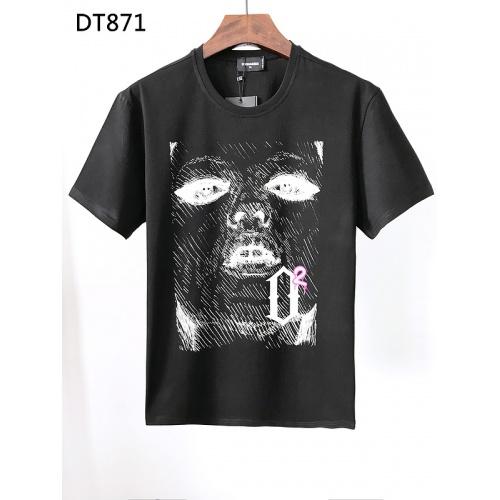 Dsquared T-Shirts Short Sleeved For Men #868239