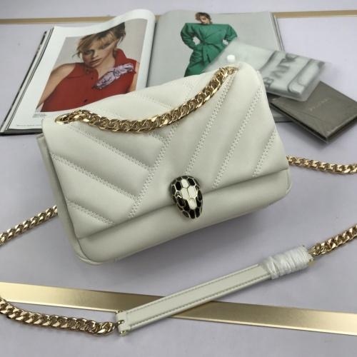 Bvlgari AAA Messenger Bags For Women #868340