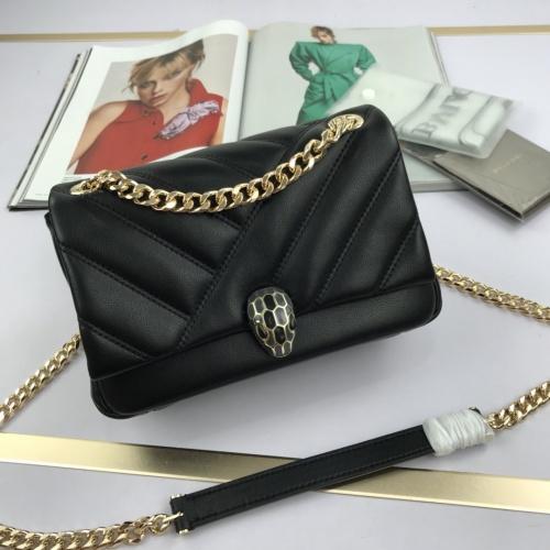 Bvlgari AAA Messenger Bags For Women #868341