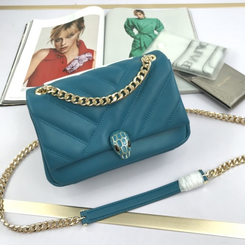 Bvlgari AAA Messenger Bags For Women #868343