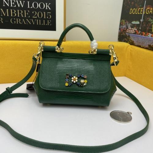 Dolce & Gabbana D&G AAA Quality Messenger Bags For Women #868373