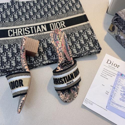 Christian Dior Slippers For Women #868395