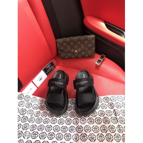 Replica Givenchy Slippers For Women #868451 $64.00 USD for Wholesale