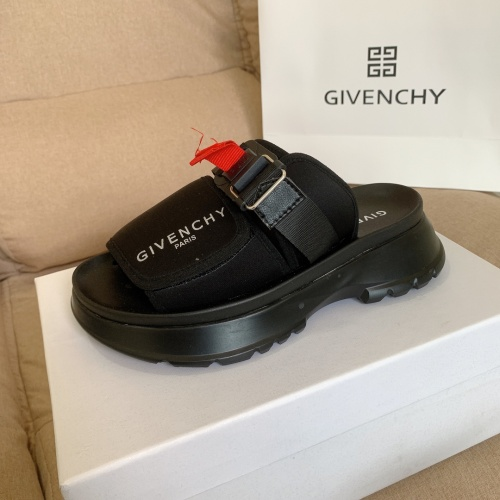 Replica Givenchy Slippers For Women #868453 $64.00 USD for Wholesale