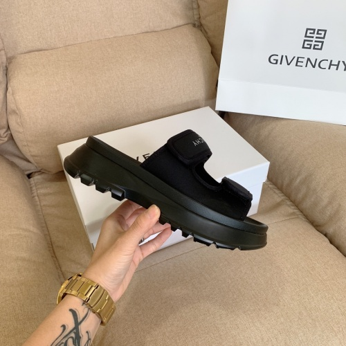 Replica Givenchy Slippers For Women #868454 $64.00 USD for Wholesale