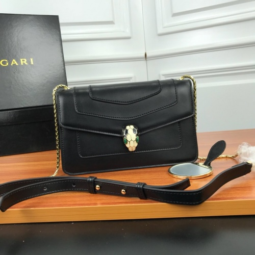 Bvlgari AAA Messenger Bags For Women #868788