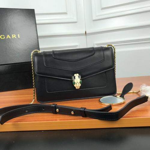 Bvlgari AAA Messenger Bags For Women #868788
