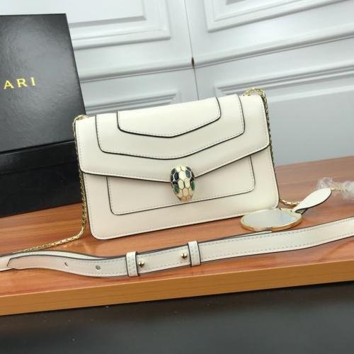 Bvlgari AAA Messenger Bags For Women #868789