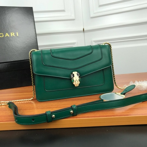 Bvlgari AAA Messenger Bags For Women #868791