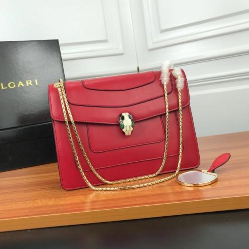 Bvlgari AAA Messenger Bags For Women #868795