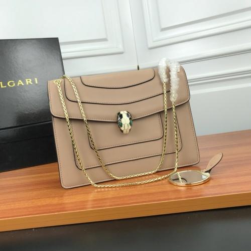 Bvlgari AAA Messenger Bags For Women #868796