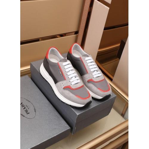 Prada Casual Shoes For Men #868850