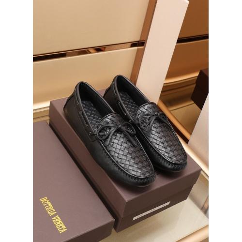Bottega Veneta BV Leather Shoes For Men #868862