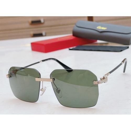 Cartier AAA Quality Sunglasses #868884