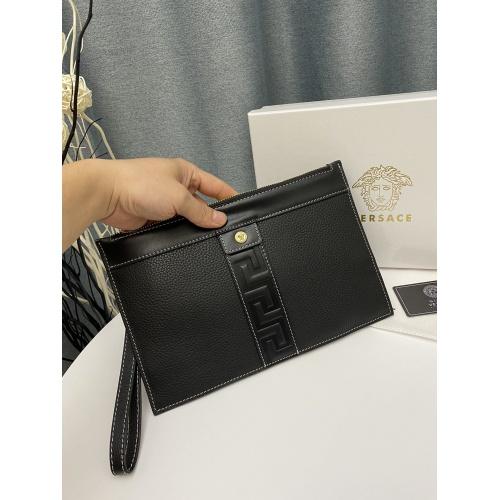 Versace AAA Man Wallets #868918