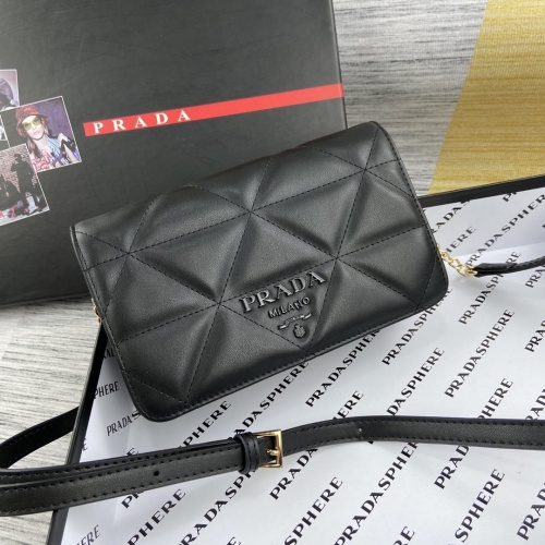 Prada AAA Quality Messeger Bags For Women #868927