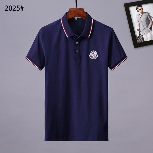 Moncler T-Shirts Short Sleeved For Men #868979