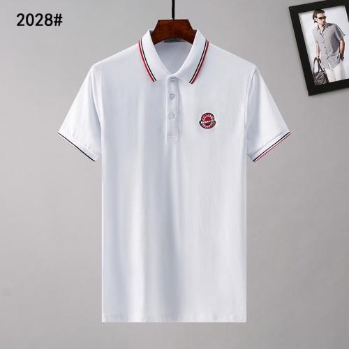 Moncler T-Shirts Short Sleeved For Men #868983