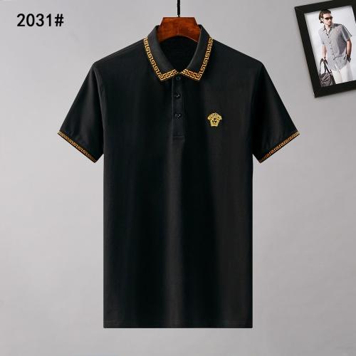 Versace T-Shirts Short Sleeved For Men #869014