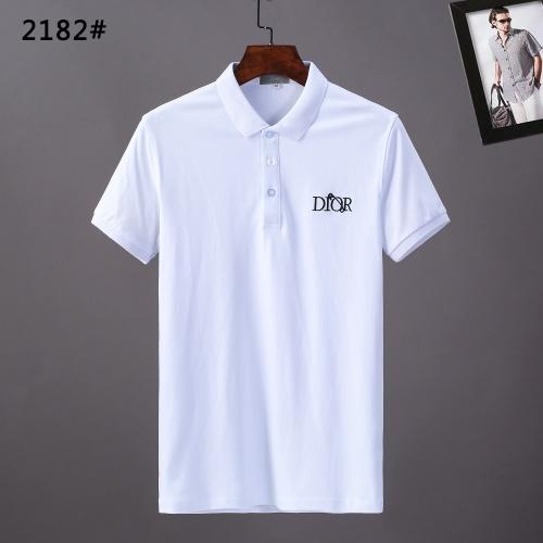 Christian Dior T-Shirts Short Sleeved For Men #869016