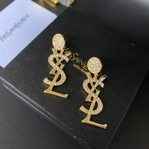 Yves Saint Laurent YSL Earring #869031