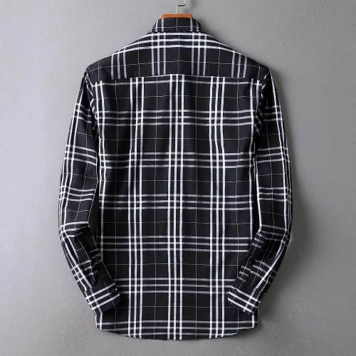 Burberry Shirts Long Sleeved For Men #869073