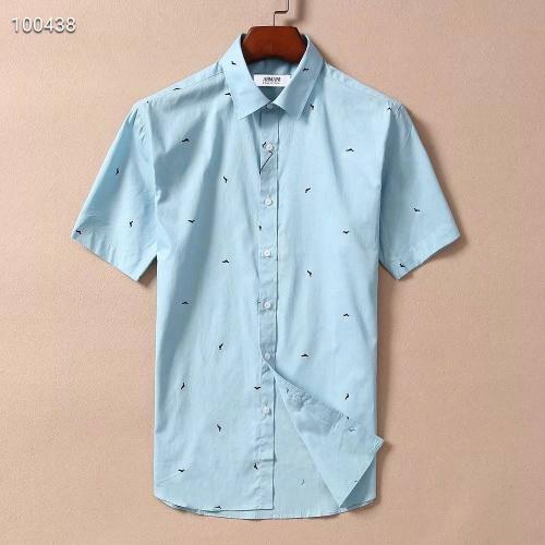 Armani Shirts Short Sleeved For Men #869171