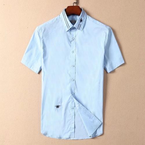 Christian Dior Shirts Short Sleeved For Men #869180