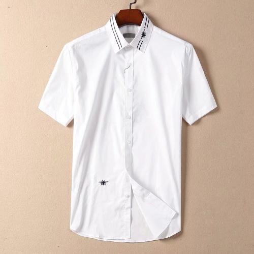 Christian Dior Shirts Short Sleeved For Men #869181