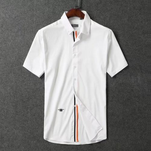 Christian Dior Shirts Short Sleeved For Men #869184