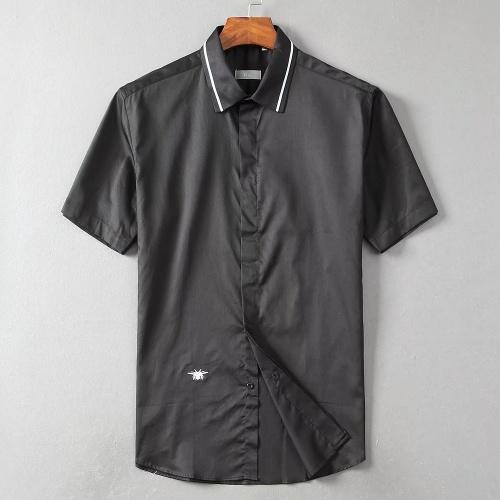 Christian Dior Shirts Short Sleeved For Men #869193