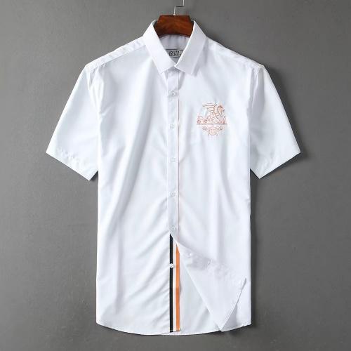 Hermes Shirts Short Sleeved For Men #869211
