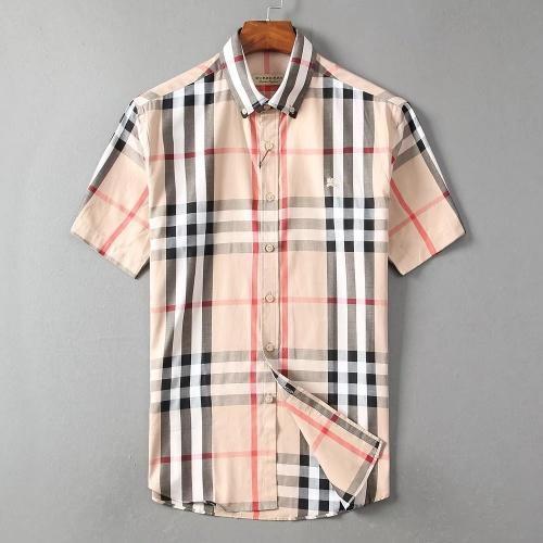 Burberry Shirts Short Sleeved For Men #869230