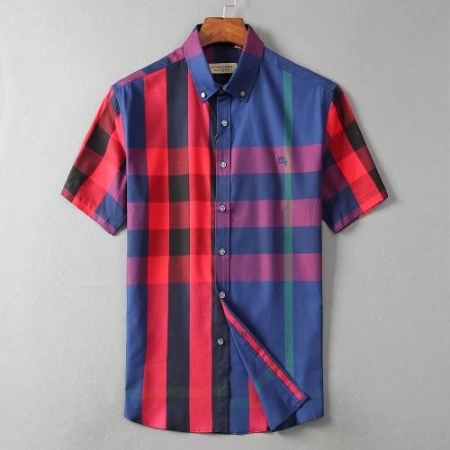 Burberry Shirts Short Sleeved For Men #869235